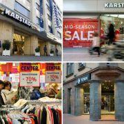 Karstadt-Sanierung: Angst vor weiteren Einschnitten (Foto)