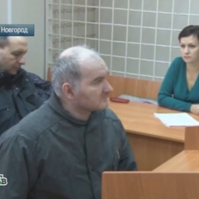 Russe lebt mit 29 Mädchen-Leichen (Foto)