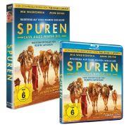 Die Blu-ray und DVD zu Spuren sind seit dem 28. Oktober 2014 im Handel erhältlich.