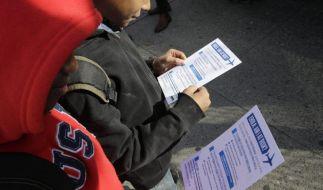 USA: Neue Richtlinien zum Umgang mit Ebola-Helfern (Foto)