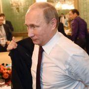 US-Blatt meldet: Putin angeblich todkrank (Foto)