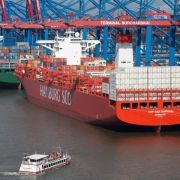 Hafen Hamburg erwartet Rekord im Gesamtumschlag (Foto)