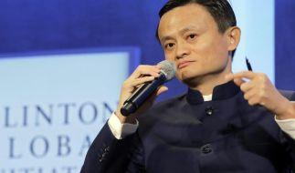 Alibaba-Chef zeigt Interesse für Bezahldienst Apple Pay (Foto)