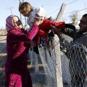 Syrien-Flüchtlinge: Aufnahmestaaten erhalten Unterstützung (Foto)
