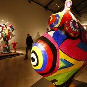 Wer war eigentlich Niki de Saint Phalle? (Foto)
