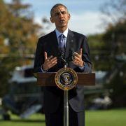 Obama: Ärzte nicht durch Quarantäne vom Ebola-Kampf abschrecken (Foto)