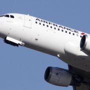 Pilotenstreik trifft Air France-KLM schwer (Foto)