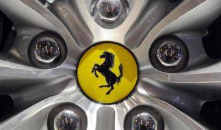 Ferrari an die Börse:Marchionne treibt Fiat-Umbau voran (Foto)