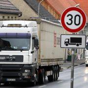 Maut nimmt wichtige Hürde: Unions-Einigung zu Grenzregionen (Foto)
