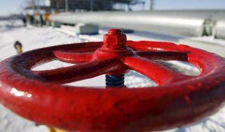 Ukraine und Russland wollen Gasstreit lösen (Foto)