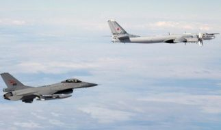 Nato: Russisches Militär dringt in europäischen Luftraum ein (Foto)