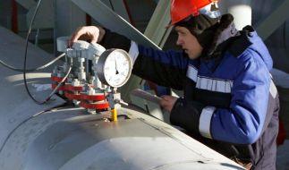 Annäherung im Gasstreit zwischen Ukraine und Russland (Foto)