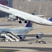 Lufthansa kommt weiter vom Kurs ab - Prognose erneut kassiert (Foto)