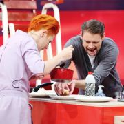 Koch-Coach extrem! Max Giermann bringt Meta zum Kochen (Foto)