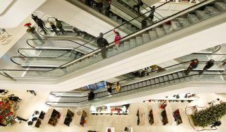 in diesen Städten können Sie nach Weihnachten shoppen (Foto)