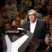 Quiz-Finale im ZDF mit Literatur-Genie Hellmuth Karasek (Foto)