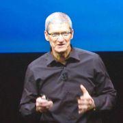 Apple-Chef Tim Cook: «Ich bin stolz, schwul zu sein» (Foto)