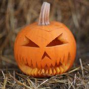 Grusel-Fest Halloween wird gefeiert (Foto)