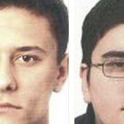 Polizei sucht diese Männer (Foto)