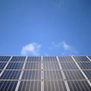 Schwache Solarbranche - Umsatz der Klimaschutzbranche sinkt (Foto)