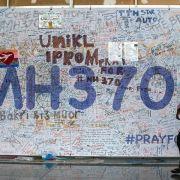 Kinder eines Passagiers klagen wegen MH370-Flugs (Foto)