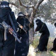 Bericht: 15 000 Ausländer kämpfen für den IS (Foto)