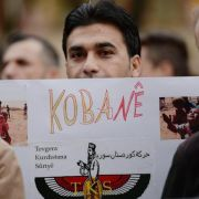 Kurden rufen zu Solidaritäts-Kundgebungen für Kobane auf (Foto)
