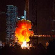 China testet erfolgreich eine Mondsonde (Foto)