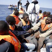 EU startet neue Mission zur Rettung von Bootsflüchtlingen (Foto)