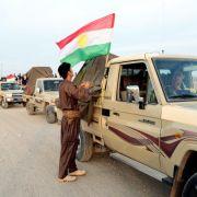 Offensiven gegen IS im Irak (Foto)