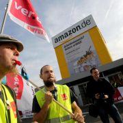 Verdi: Weitere Streiks bei Amazon jederzeit möglich (Foto)