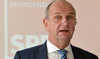 SPD und Linke in Brandenburg unterzeichnen Koalitionsvertrag (Foto)