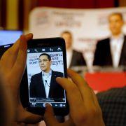 Stichwahl um Rumäniens Präsidentenamt: Ponta oder Iohannis (Foto)