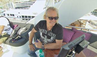 Die Geissens 2014: Robert Geiss sucht einen Spitzenkoch für seine Yacht - die Ansprüche sind hoch. (Foto)
