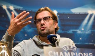 Champions League 2014/15: Jürgen Klopp kann mit Borussia Dortmund den vorzeitigen Einzug ins Achtelfinale der Königsklasse feiern. (Foto)