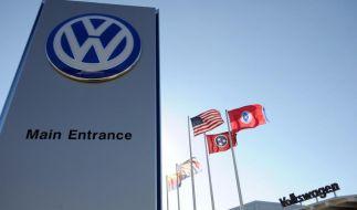 VW verkauft nach 18 Monaten wieder mehr Autos in den USA (Foto)
