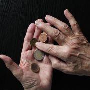 Wenn die Rente nicht reicht: Mehr Ältere in Grundsicherung (Foto)