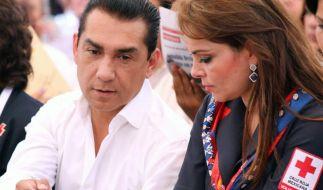 Bürgermeister nach Studenten-Entführung in Mexiko verhaftet (Foto)