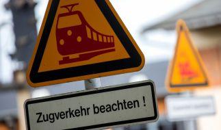 Die Bahnkunden stehen vor vier schwierigen Streiktagen. Etwa zwei Drittel der Züge dürften durch den Ausstand der Lokführer ausfallen. (Foto)