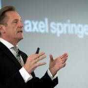 Digitalgeschäft beflügelt Wachstum von Axel Springer (Foto)