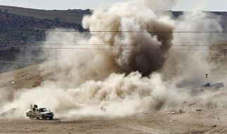 Verteidiger von Kobane melden Erfolge gegen IS-Extremisten (Foto)