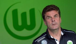 Europa League 2014/15, 4. Spieltag: Dieter Heckings Mannschaft, der VfL Wolfsburg, spielt gegen den FK Krasnodar. (Foto)
