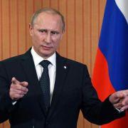 Putin: «Bürgerkrieg» in Ostukraine geht weiter (Foto)