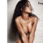 Rihanna oben ohne bei Instagram (Foto)