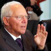 Schäuble: Staaten ziehen bei Kampf gegen Steuerflucht mit (Foto)