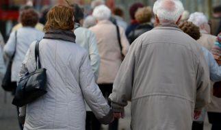 WHO:Alle Menschen sollen möglichst gut altern (Foto)