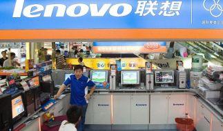 Lenovo-Gewinn steigt mit Vormarsch im Smartphone-Markt (Foto)