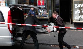 Kasseler Polizist erschießt 23-Jährigen (Foto)