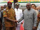 Nach Umsturz: Burkina Faso bekommt Übergangsregierung (Foto)