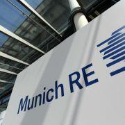 Geringere Schäden - Munich Re optimistischer (Foto)